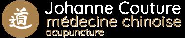 Johanne Couture acupuncture et médecine chinoise herbologie
